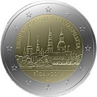 Riga - Eiropas kultūras galvaspilsēta 2014