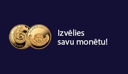Kolekcijas monētu pārdošana